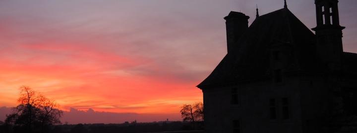 VISITE NOCTURNE : LES SEIGNEURS MAUDITS, mercredi 24 octobre au Château de Kerjean