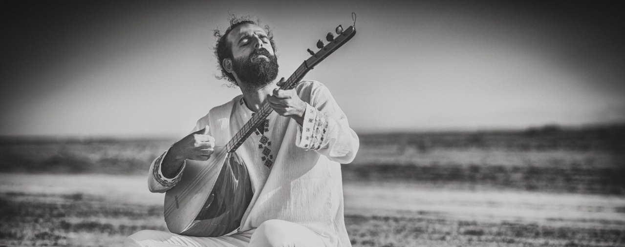 CONCERT RUSAN FILIZTEK - Musiques Kurdes le 8 déc. à l'Abbaye de Daoulas