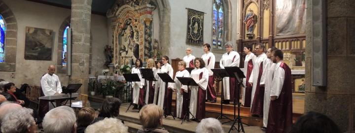 RENCONTRES CHORALES, Abbaye du Relec, dimanche 15 juin