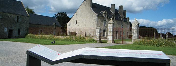 IL ÉTAIT UNE FOIS KERNAULT, exposition permanente au Manoir de Kernault