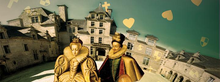 LES RICHES HEURES DE KERJEAN, exposition permanente au château de Kerjean