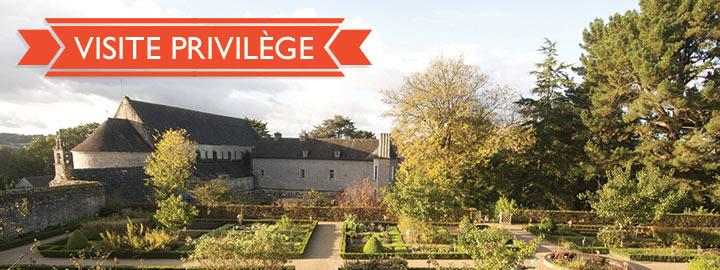 L'ABBAYE INVITE SES VOISINS, visite privilège le dimanche 22 novembre à l'Abbaye de Daoulas