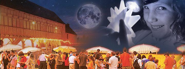 ÉCHAPPÉE BUISSONNIÈRE, le 2 juillet au Manoir de Kernault