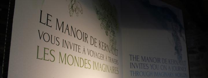 PASSER DANS D'AUTRES MONDES, samedi 22 octobre au Manoir de Kernault