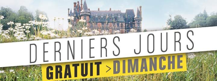 TOUJOURS LA VIE INVENTE - CARTE BLANCHE À GILLES CLÉMENT, jusqu'au 15 octobre au Domaine de Trévarez