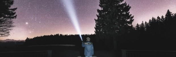 LE CIEL DE KERNAULT Une découverte du ciel étoilé avec Loar Gann - le mardi 7 mai