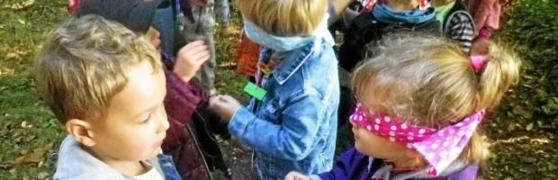 LA BALADE DES SENS ♦ de 3 à 6 ans
