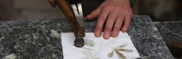 TATAKI-ZOMÉ : impressions végétales au Domaine de Trévarez