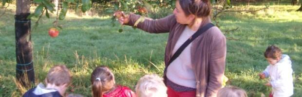 Croquons la pomme ! ♦ POUR LES FAMILLES