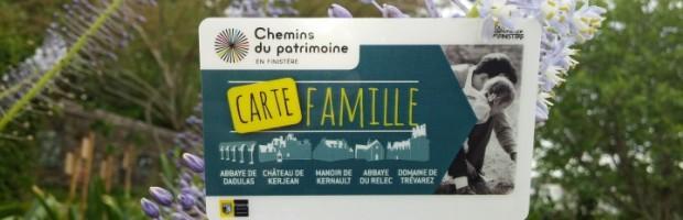 CARTE D'ABONNEMENT